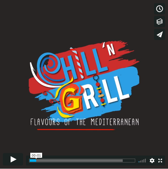 Chill n Grill Social Video Facebook