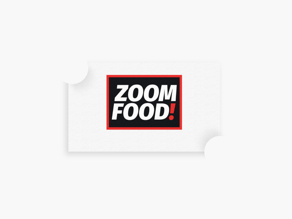 Zoom Food Branding Portfolio