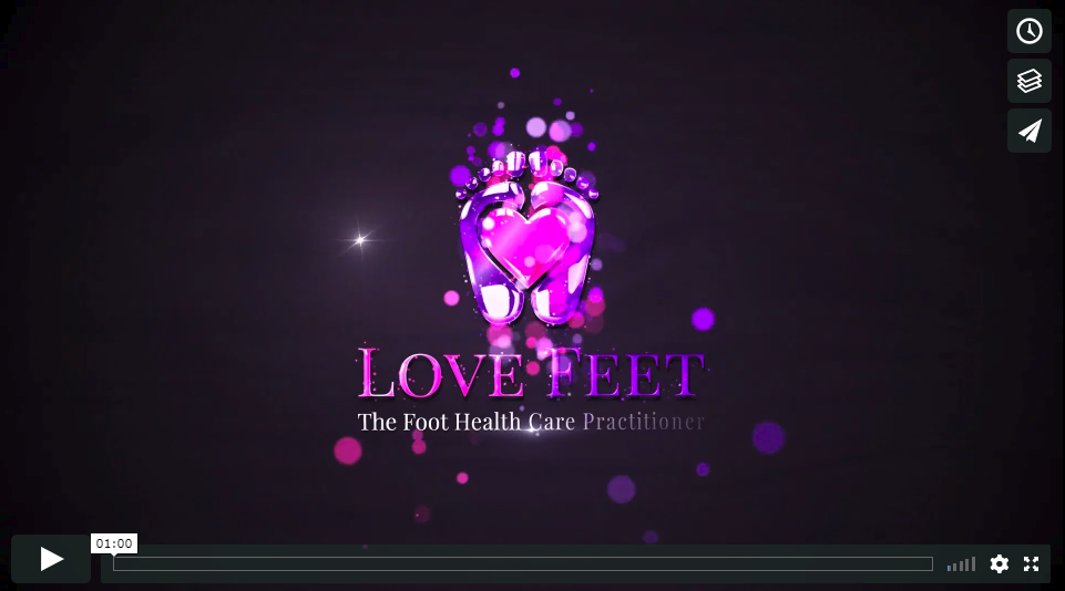 love feet video